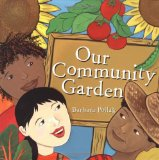 Multicultural Children's Book: Our Community Garden