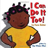 African Multicultural Children's Books - Babies & Toddlers: I Can Do It Too!