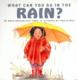 Asian Multicultural Children's Books - Babies & Toddlers: What can you do in the rain?