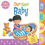 Multicultural Picture Books about new siblings: Our New Baby