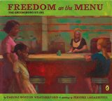 Multicultural Children's Books for Black History Month: Freedom On The Menu
