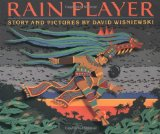 Multicultural Children's Books about Rain: Rain Player