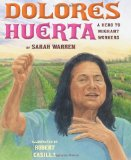 Multicultural Picture Books about Inspiring Women & Girls: Dolores Huerta