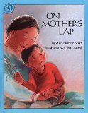 Multicultural Picture Books about new siblings: On Mother's Lap
