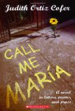 Hispanic Multicultural Children's Books - Middle School: Call Me Maria