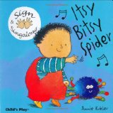 Hispanic Multicultural Children's Books – Babies & Toddlers: Itsy Bitsy Spider