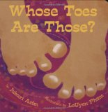 African Multicultural Children's Books - Babies & Toddlers: Whose Toes Are Those?