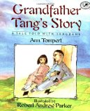 Asian Multicultural Children's Books - Elementary School: Grandfather Tang's Story