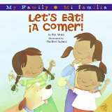 Hispanic Multicultural Children's Books – Babies & Toddlers: Let's Eat