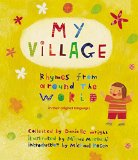 Multicultural Poetry Books for Children: My Village