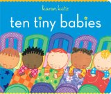 Multicultural Children's Books - Babies & Toddlers: Ten Tiny Babies