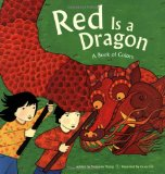 Asian Multicultural Children's Books - Babies & Toddlers: Red Is A Dragon