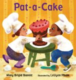 Multicultural Children's Books - Babies & Toddlers: Pat-A-Cake