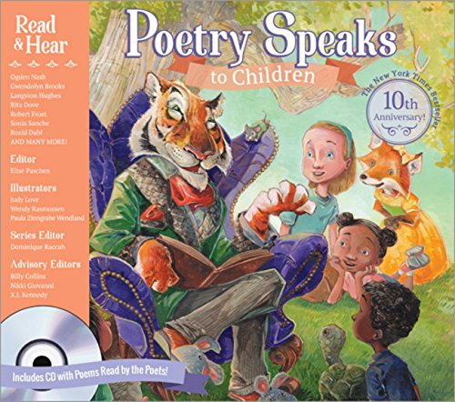 Multicultural Children's Book: Poetry Speaks To Children