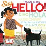Multicultural Children's Books - Preschool: Say Hello!