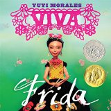 Multicultural Children's Books About Fabulous Female Artists: Viva Frida
