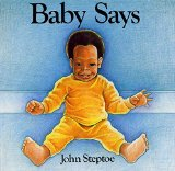 African Multicultural Children's Books - Babies & Toddlers: Baby Says