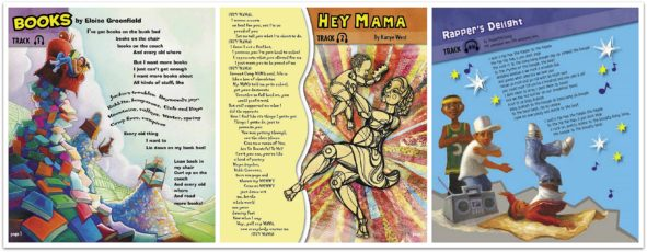 Hip Hop Speaks To Children pages