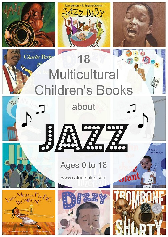 Multicultural Children's Books about Jazz