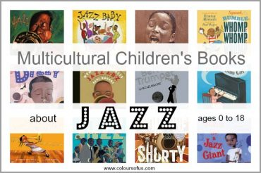 18 Multicultural Children's Books about Jazz
