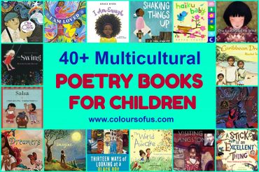 40 Multicultural Poetry Books for Children