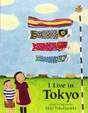 Asian & Asian American Children's Books: I Live in Tokyo