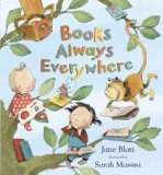 Multicultural Children's Books celebrating books & reading: Books Always Everywhere