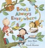 Multicultural Children's Books celebrating books & reading: Books Always Everywhere