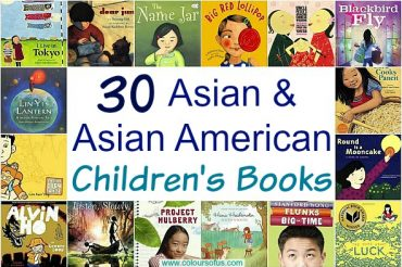 30 Asian & Asian American Children's Books for ages 0 to 18