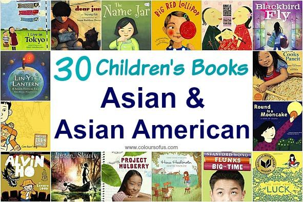 Asian & Asian American Children's Books