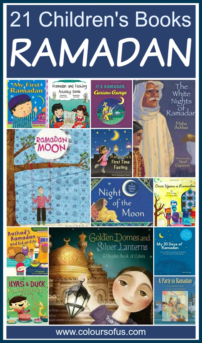21 Children\'s Books about Ramadan and Eid