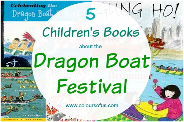 5 Children's Books about the Dragon Boat Festival