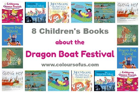 8 Children's Books about the Dragon Boat Festival