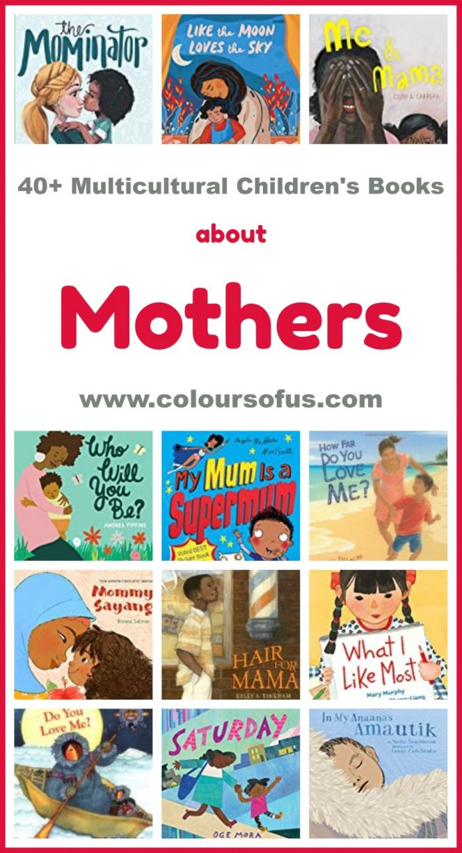 Multicultural Children's Books About Mothers