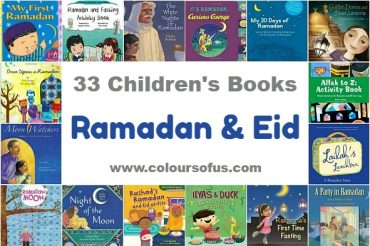 33 Children's Books about Ramadan and Eid