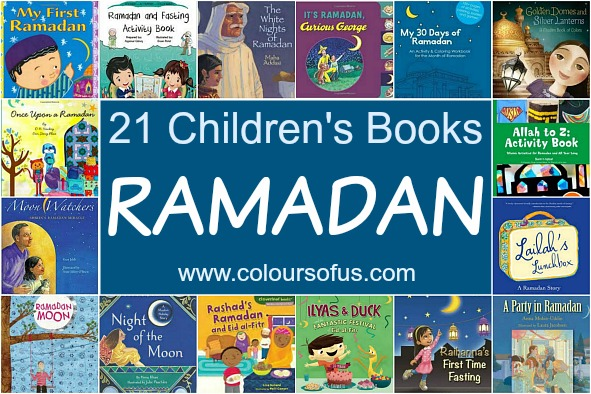 21 Children's Books about Ramadan and Eid