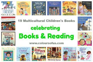 19 Multicultural Children's Books Celebrating Books & Reading