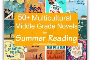 50+ Multicultural Middle Grade Novels for Summer Reading
