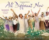 Children's Books celebrating Juneteenth: All Different Now