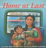 Multicultural Picture Books about Immigration: Home At Last
