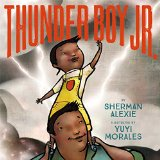 Multicultural Children's Books about Fathers: Thunder Boy Jr