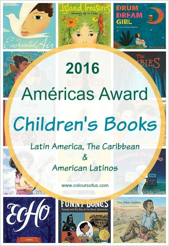 Americas Award books 2016