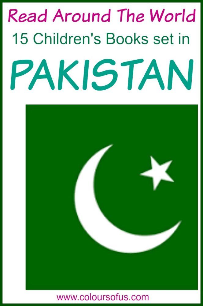 Children's Books set in Pakistan