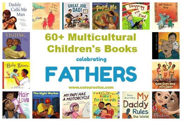 60+ Multicultural Children's Books about Fathers