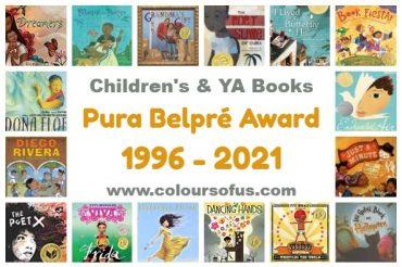 Pura Belpré Award Winners 1996 – 2021