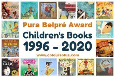 Pura Belpré Award Winners 1996 – 2020