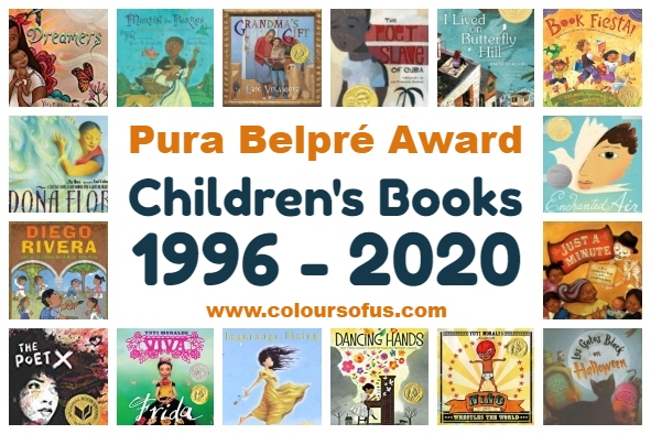 Pura Belpré Award Winners 1996 – 2020
