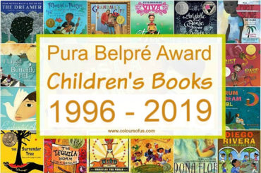 Pura Belpré Award Winners 1996 – 2019