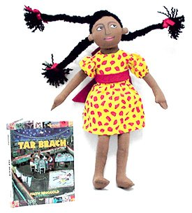 Author Spotlight: Faith Ringgold: Tar Beach book and doll