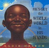 Multicultural Children's Books based on famous songs: He's Got The Whole World in his Hands